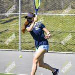 Rogers at Emerald Ridge Girls Varsity Tennis, April 14th 2021