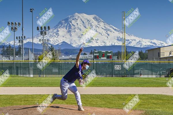 Puyallup at Emerald Ridge JV Baseball, April 16th 2021