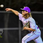 Puyallup Varsity Baseball defeats Curtis 8-3 on Senior Night