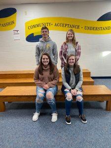 Official Student Council Photos