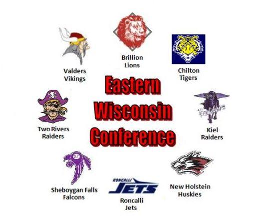 EWC Winter All-Conference Teams Announced