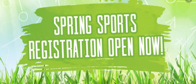 Spring Sports Sign-ups