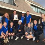 Girls Golf Region Champs