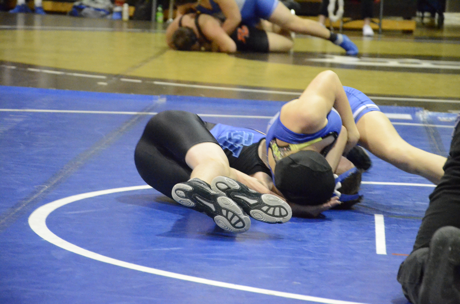 Fremont Wrestles Tough at Jody Warren Duals