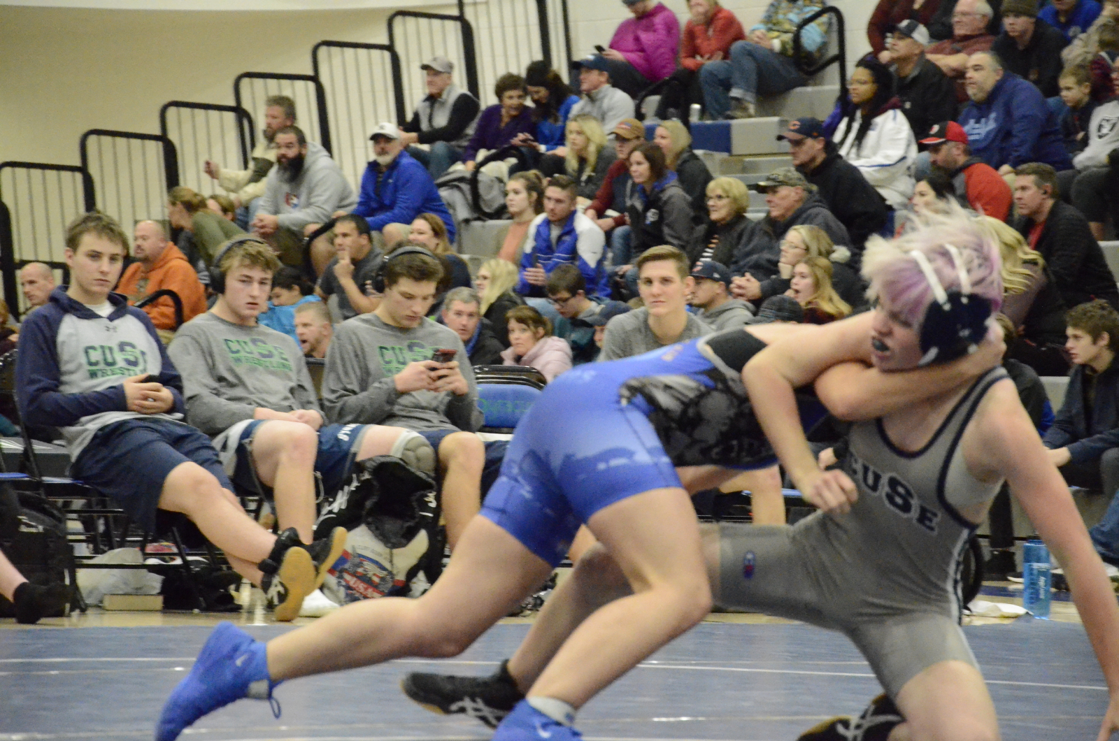 Fremont Claims 3 State Titles