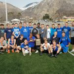Fremont Boys Track finish 1st place at City County
