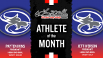 The August Larry H. Miller in Riverdale Athletes of the Month are…