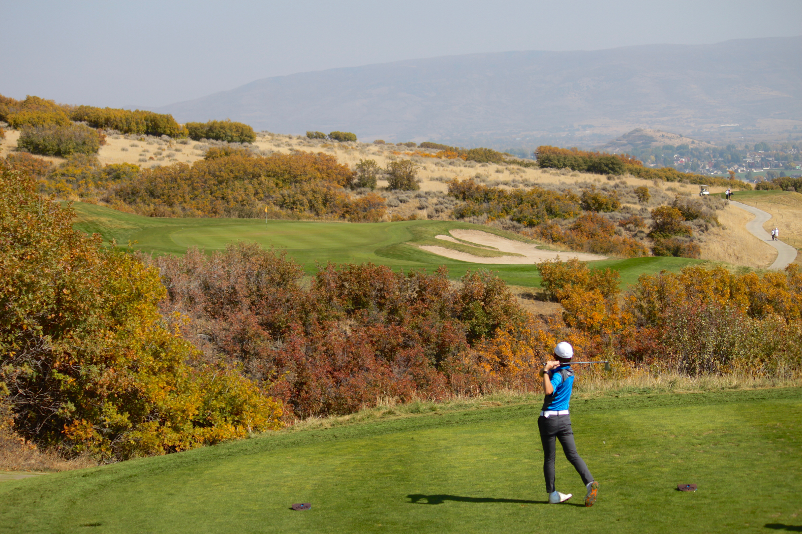 State Golf Championship at Soldier Hollow