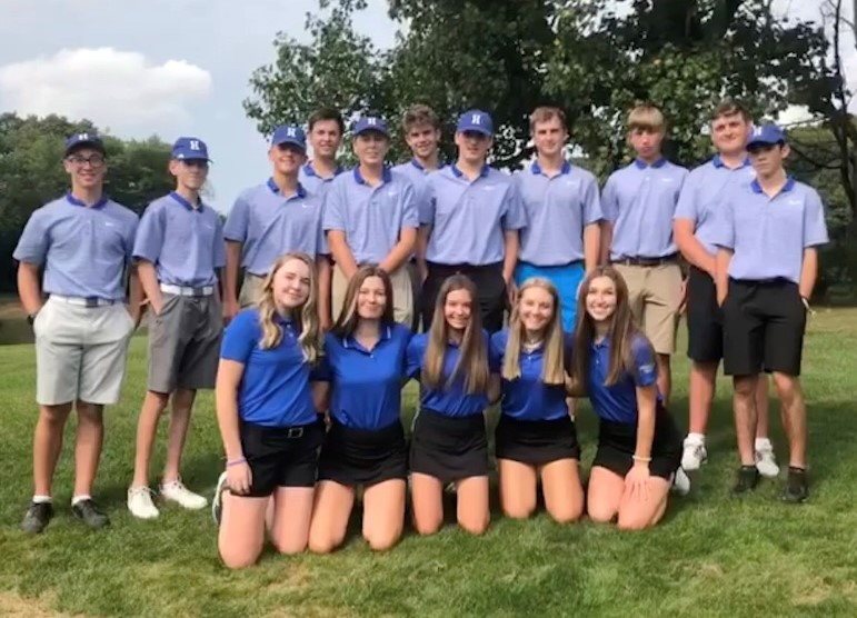 Hempfield adds girls golf program