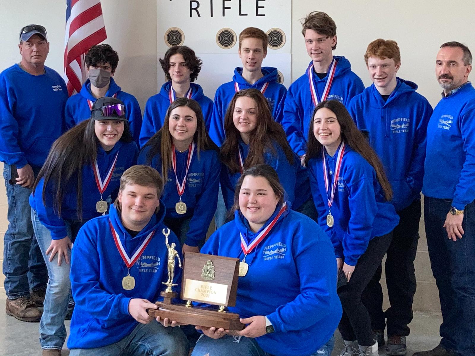 Hempfield Area Rifle – WPIAL Champions