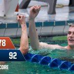 Boys Swimming defeats Greater Latrobe, 92-78
