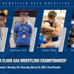 PIAA State Wrestling Medalists