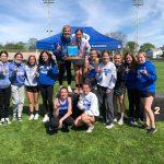 Girls County Track Champions