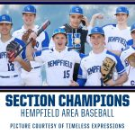 Baseball Section Champions