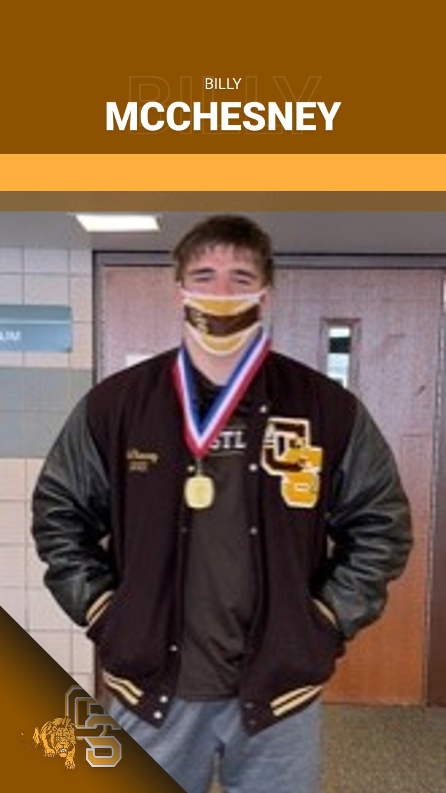 McChesney and Chismar advance to WPIAL Wrestling Championship