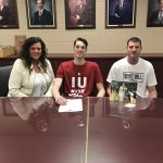 Indiana University Kokomo Signs Sappingfield