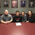 Cooper Signs to Play Baseball at Northwestern Ohio