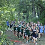 Boys Varsity Cross Country finishes 1st place at Shakamak-White River Valley @ White River Valley High School
