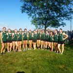 Girls Varsity Cross Country finishes 2nd place at Northview