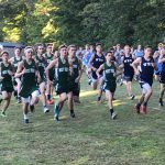 Boys Varsity Cross Country finishes 2nd place at Northview-Invitational