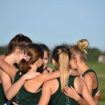 Girls Varsity Cross Country finishes 9th place at THSB State Preview