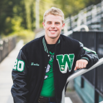 Senior Night Spotlight – Braden Hamrick