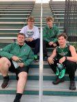 Boys Varsity Track finishes 1st place at Owen Valley, S. Vermillion at WEST VIGO