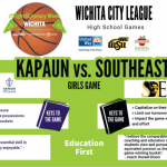 SEHS Basketball Partners with @unitedwayplains to #Fight4Literacy
