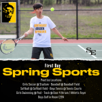 Spring Sports Start Today – Practice and Physical Location