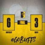 Baseball Senior Night Sweep! Baseball over South! #GoBuffs