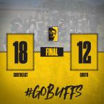Senior Night Split! Softball splits with South winning the 2nd game 18-12! #GoBuffs
