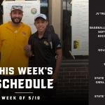 Weekly Recap – May 3rd