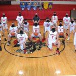 Boys Basketball Playoff Game