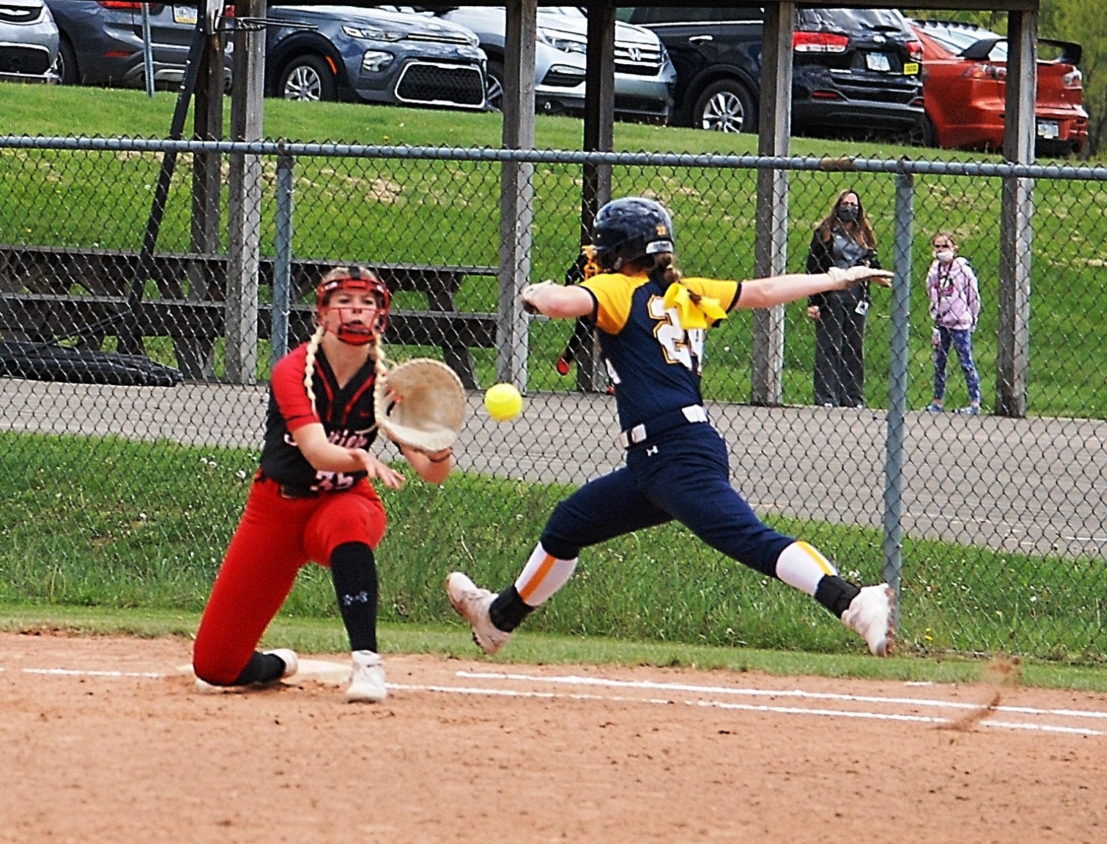 Lady Scotties Softball team WPIAL Playoff Game 1 Info