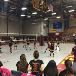 West Allis Central High School Girls Freshman Volleyball falls to West Allis Nathan Hale 2-1