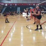 West Allis Central Girls Freshman Volleyball falls to South Milwaukee