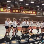 West Allis Central Girls Varsity Volleyball falls to Pius XI