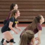 West Allis Central Girls Junior Varsity Volleyball fall to Pius XI