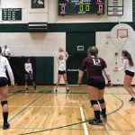 West Allis Central Girls Varsity Volleyball Finishes 2-3 at Hale Invitational