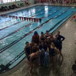 West Allis Central Girls Varsity Swimming falls to Pewaukee