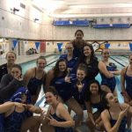 West Allis Central Varsity Swimming falls to Greenfield
