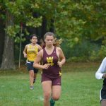 West Allis Central Girls Junior Varsity Cross Country Compete at South Milwaukee Invite
