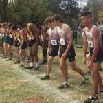 West Allis Central Boys Varsity Cross Country Run at Sectionals