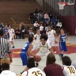 West Allis Central Girls Freshman Basketball beat Ronald Reagan College Prep 49-21