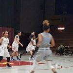 West Allis Central Girls Varsity Basketball falls to Saint Thomas More