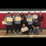 Bulldog Junior Varsity Wrestling finish 1st at Waukesha South Invite!