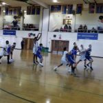 Bulldog Boys Freshman Basketball fall to Catholic Memorial
