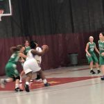 Central Girls Junior Varsity Basketball falls to Greendale