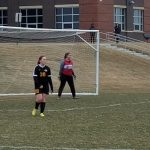 Central Girls Varsity Soccer falls to Greenfield