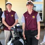 Boys Varsity Golf falls to St. Francis